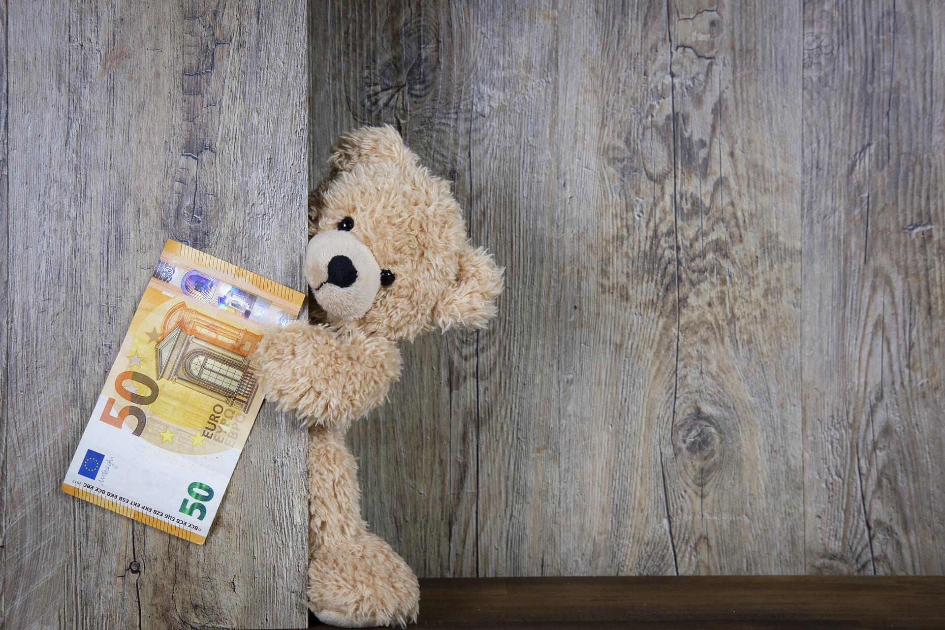 La importancia de la educación financiera en los niños